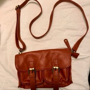 Unban Outfitters Brown Crossbody Bag